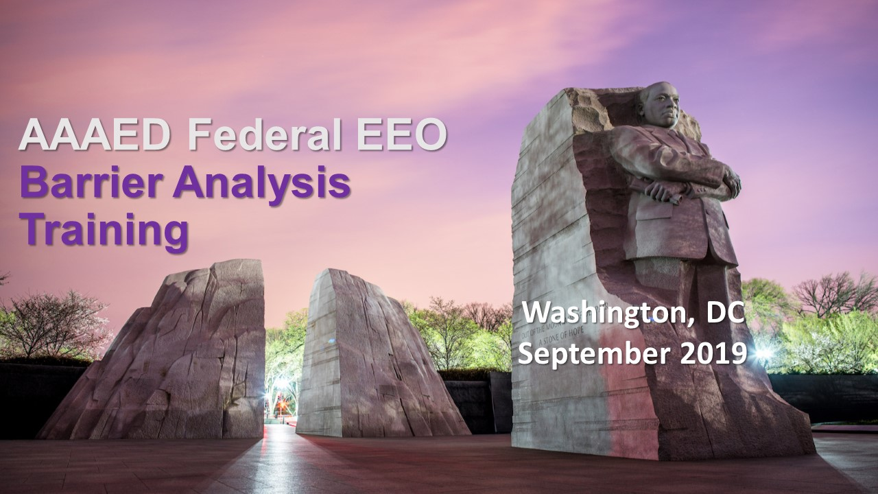 Federal EEO Banner Image